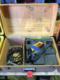 Trimble DIALGRADE Spectra Precision pipe laser with case