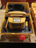 Trimble LL500 Spectra Precision laser transmitter with case