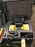 Trimble GPS (2) MS 992 GNSS receivers with digital display mn CB460 with case and bulldozer software