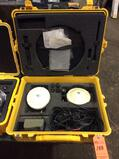 (2) Trimble GPS SPS882 Rover receivers with case