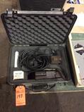 Scott gas leak detector with case
