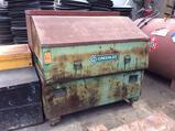 Greenlee portable jobsite tool chest