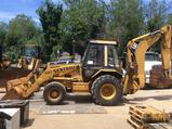 2002 CAT 446 backhoe, low hours, 4 X 4, plumbed for a hydraulic hammer, well maintained