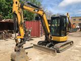 2017 CAT 305.5E2 Mini Excavator, s/n CR503210