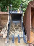 Geith 17 inch bucket, FITS KOMATSU PC88 excavator (NEW BUCKET)