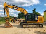 2016 CAT 323FL TC Excavator, s/n YEJ00599