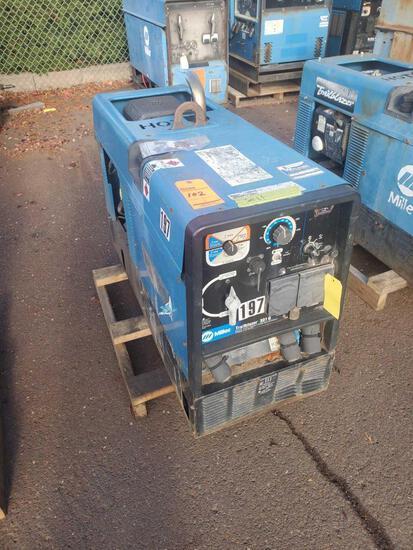 Miller Trailblazer 301G CC/CV, AC/DC welder and 10000 watt generator, 80 max OCV, Kohler CH20 gas