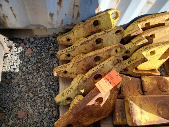 Lot of (5) CAT parts p/n 618244
