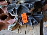 Lot of (7) assorted hubs (new)
