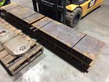 Cat 437-4440, CAT 437-4442, and CAT 437-4441, Screed set for 8 foot paver, (1) 8 foot and (2) 4 foot