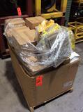 Lot of asst air filters, contents of 5 skids