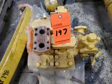 Lot consists of a CAT 988 hydraulic valve
