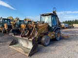 1999 Case 580SL 4 X 4 Loader Backhoe, AC cab, Extendahoe, auxiliary hydraulics, quick disconnect