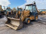 1996 Case 580SL 4 X 4 Loader Backhoe, AC cab, Extendahoe, auxiliary hydraulics, quick disconnect