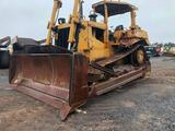 1988 CAT D7H Dozer, OROPS, 11.5' 4-way blade, 22 in Single Grouser Track Shoes , s/n 79Z01898