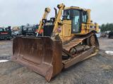 2002 CAT D6RXL Dozer, Air Conditioner, 24 in Single Grouser Track Shoes , s/n 5LN03540 Hour meter