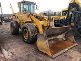 1993 CAT 936F Wheel Loader, s/n 4TK00937 Hour meter reads: 22269