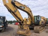 2003 CAT 330CL Excavator,AC cab, , Straight Travel Pedal, US EPA Label, 10 ft 6 in. Stick, Auxiliary