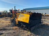 2002 Leeboy 8500T Paver, Dual Controls, Propane Heated 8 ft - Screed, 12 in Track Shoes s/n