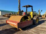 1997 Dynapac CA251D smooth drum vibratory roller, 84