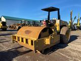 1988 Dynapac CA25D smooth drum vibratory roller, 84