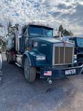 1988 Kenworth T800 Water Truck, sn 2NKDLB9X4JM514473
