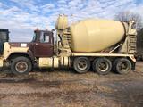 Mack Mixer Truck, sn 1M2AM20C5TM002754