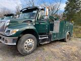 2003 International 4300 Service Truck, sn 1HTWCAAN03J078054