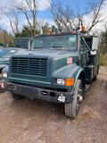 1996 International 4300 Service Truck, sn 1HTSDAAR1TH400481