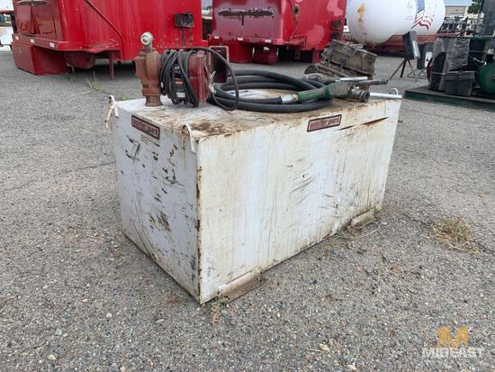 75 Gal Weather guard fuel tank