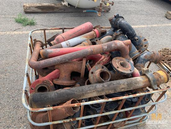 Miscellaneous pipe fittings