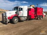 2016 Kenworth...T800 Hot Oil Truck