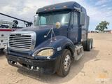 2001 Freightliner with sleeper