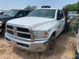 Dodge Ram 3500 Flat Bed