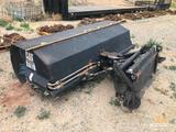 CAT BA18 Skid Steer Broom Sweeper
