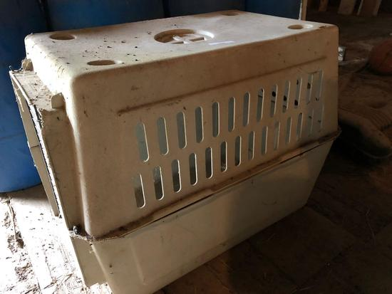 22 in. x 30 in. x 36 in. dog kennel