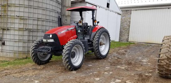 Tractors & Produce Equipment Consignment Auction