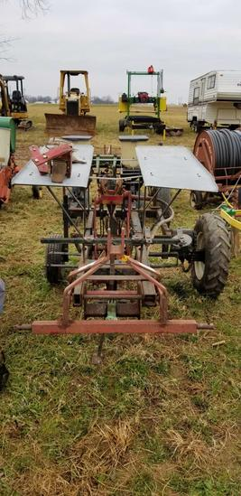 Holland transplanter, 1 row