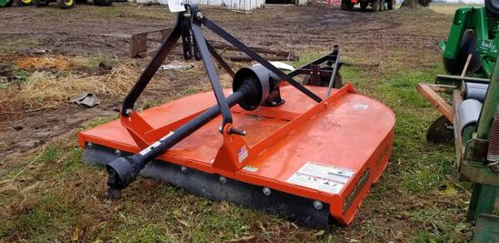 5 Ft Land Pride 3 Pt Mower
