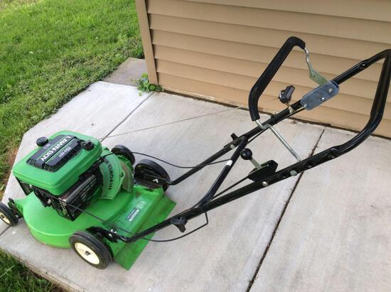 Lawn boy 5 hp 21 inch walk behind mower