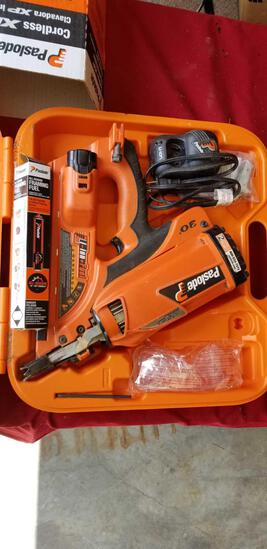 Paslode cordless nailer, good condition