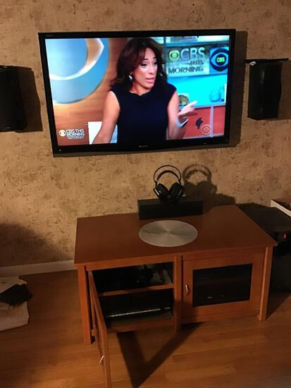 52 inch flat screen TV