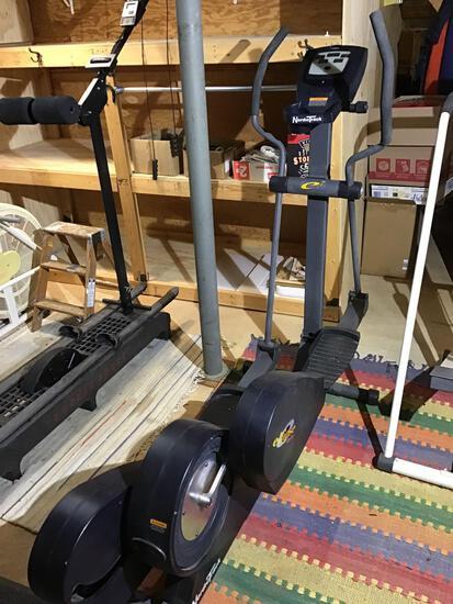 NordicTrack ellipse machine