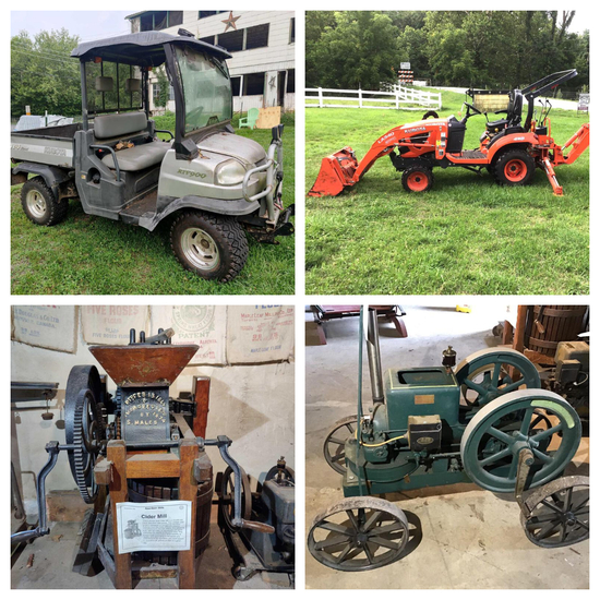 Aberdeen Mills Antiques and Equipment Auction