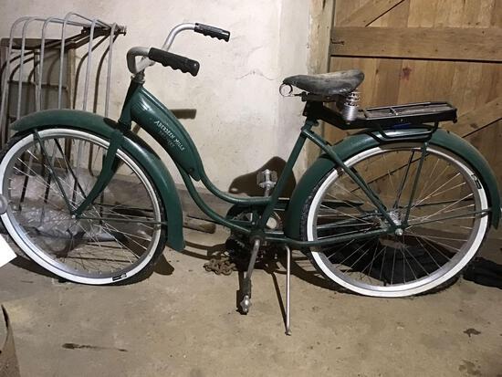 Old Single speed bike