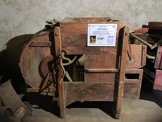 Antique Winnower