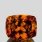 Natural Rare AAA Golden Orange Sphalerite 10.14 Ct -VVS
