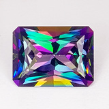 Natural AAA Rainbow Mystic Topaz 16x12 MM - FL