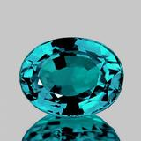 NATURAL INTENSE ELECTRIC BLUE ZIRCON [FLAWLESS-VVS]
