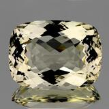 Natural Yellow Topaz 34.20 Cts -Unheated & Untreated